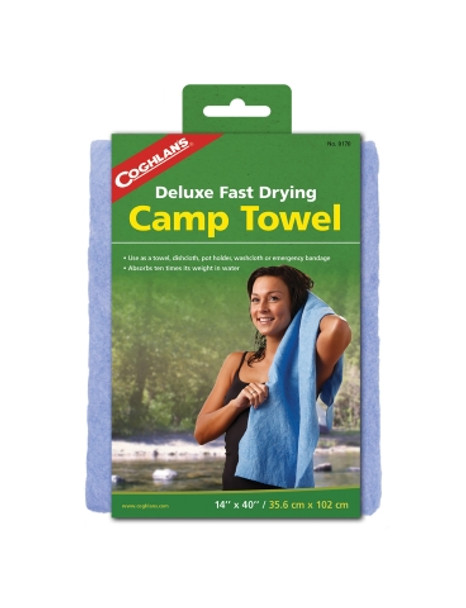 Coghlans - Deluxe Camp Towel - 0170 - Outdoor Stockroom