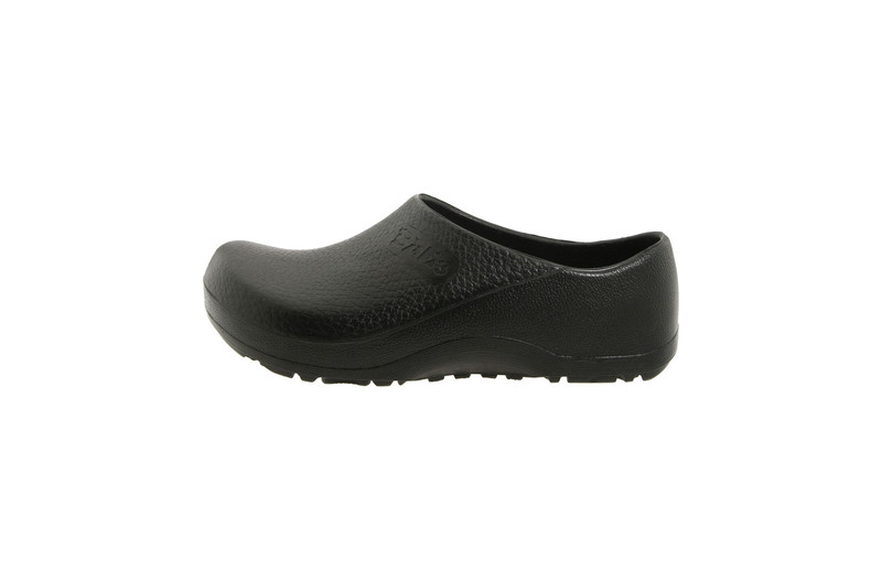 Black Birki Professional Clog Slip Resistant Chef Shoes