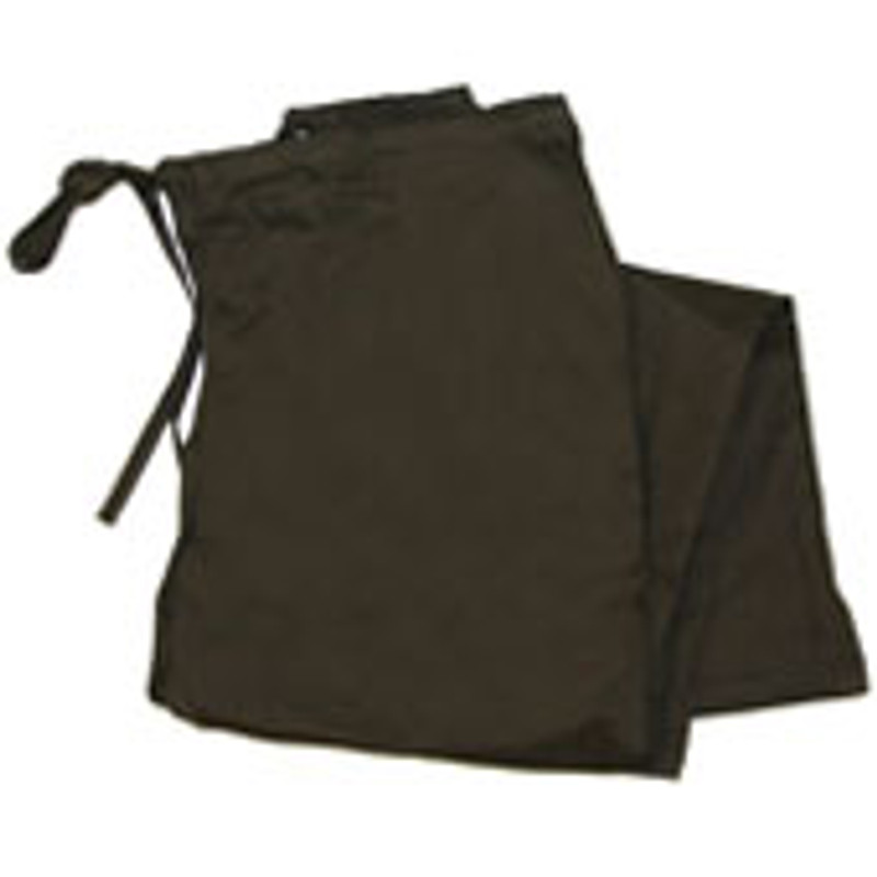 Women's Scrub Pants in Chocolate