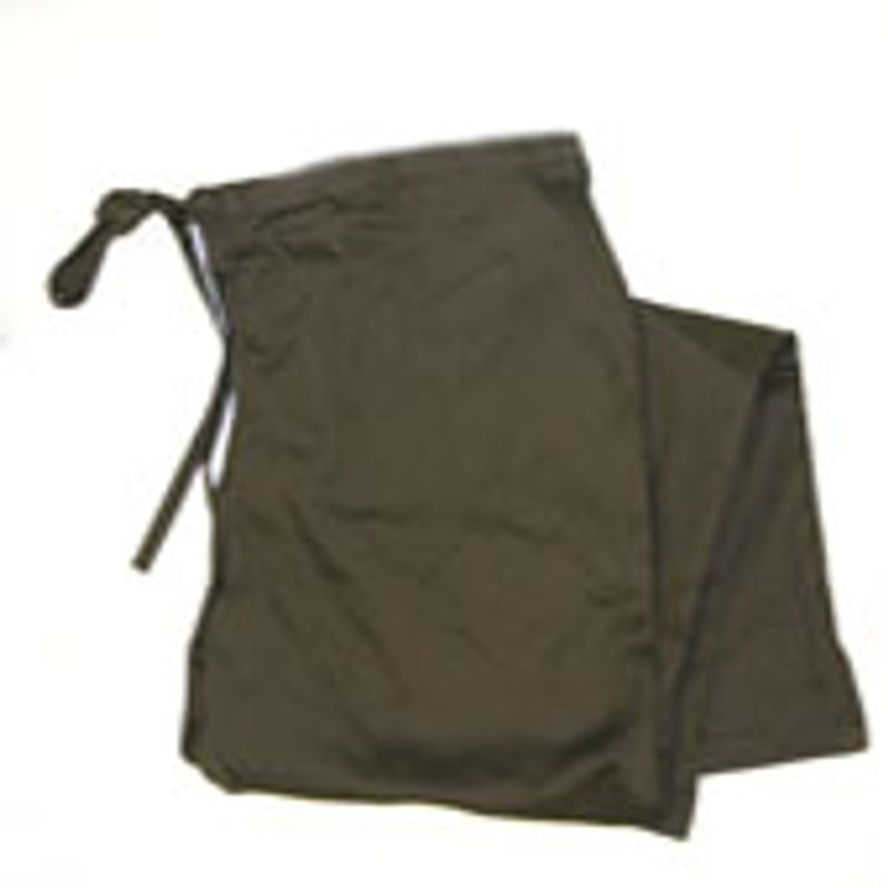 Women's Scrub Pants in Olive
