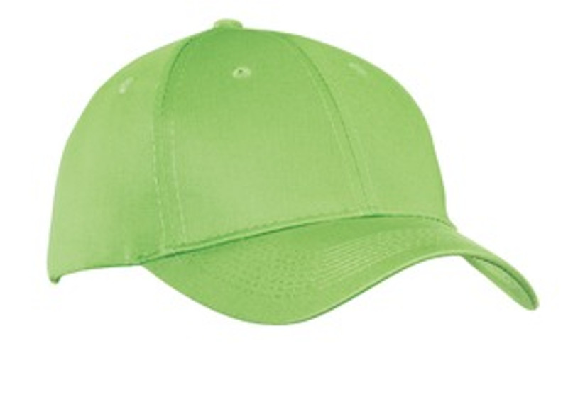 Baseball Cap with matching fabric closure - more colors!