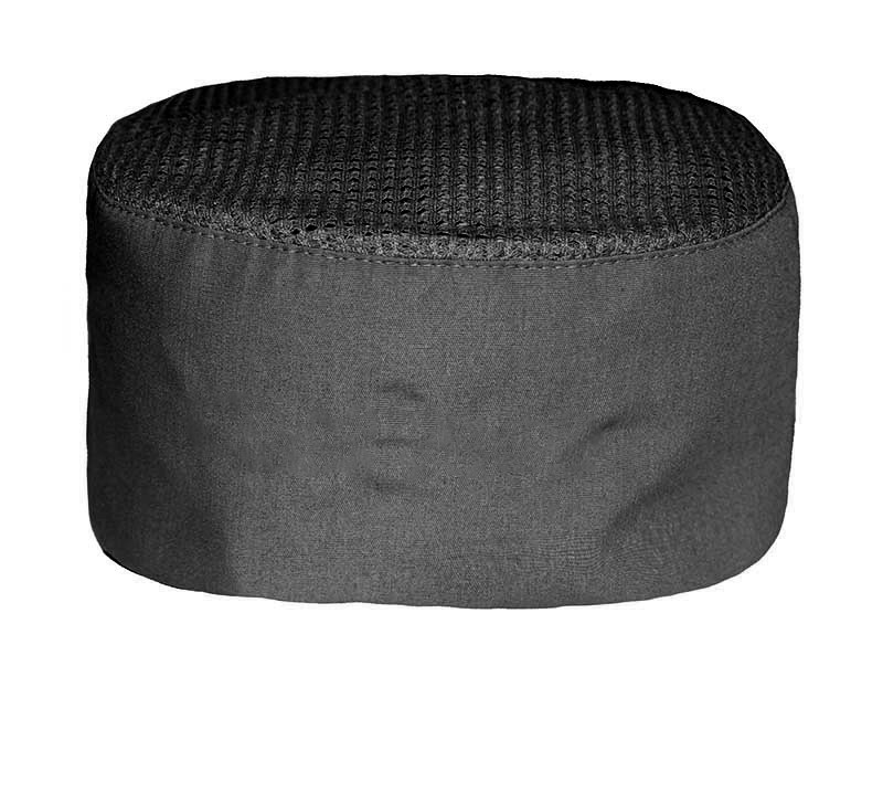 Grand Baker's Cap with Mesh