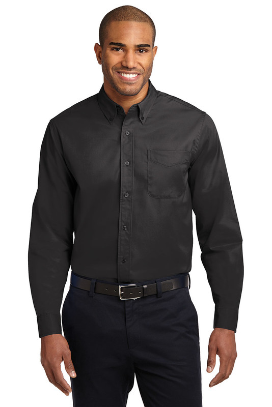 Men's Fitted Worry-Free Shirt - 29 Colors!