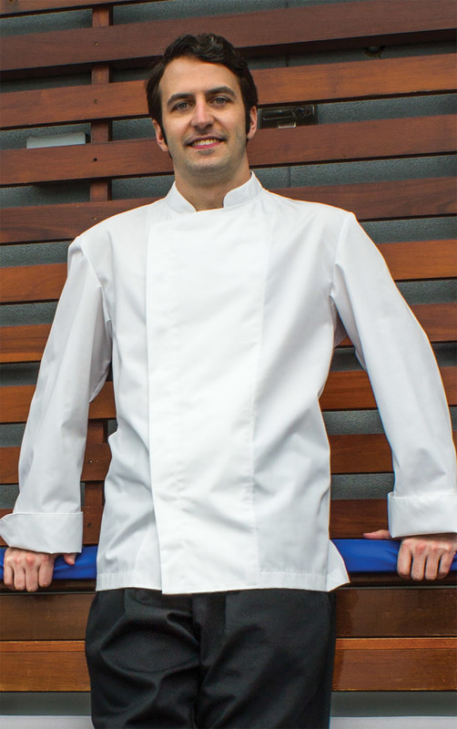 Epicurean Chef Coat - Build Your Own