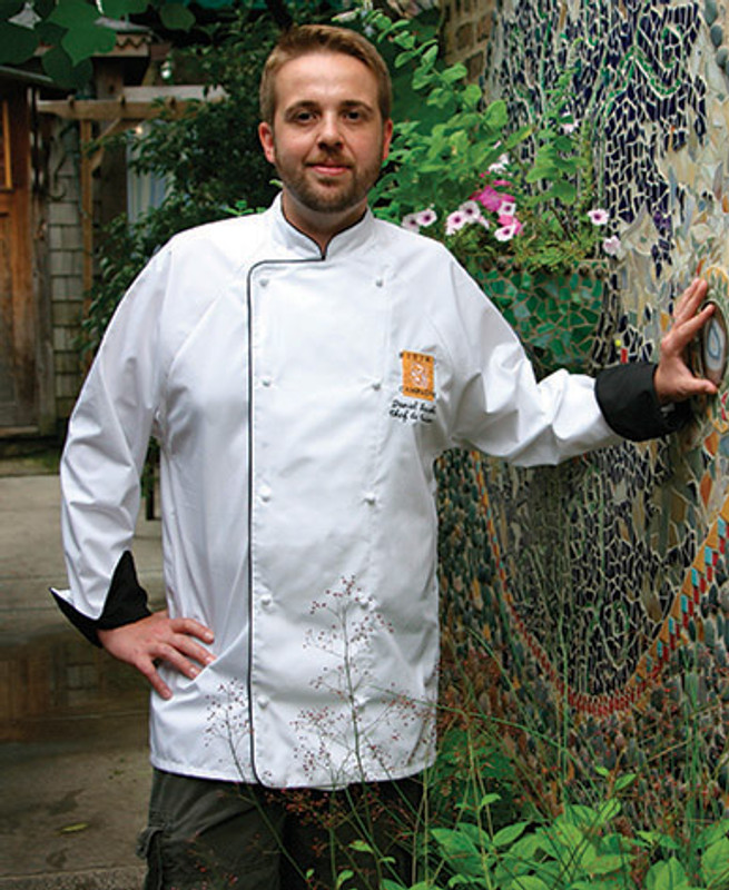 Build Your Own Premium Raglan Chef Coat