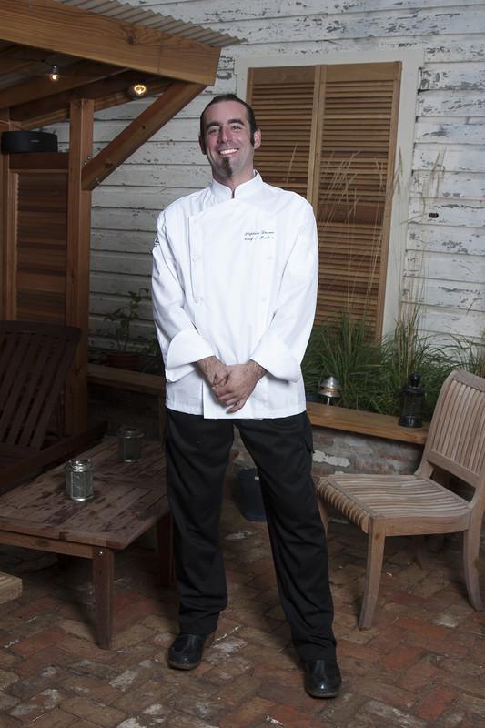 Venetian Chef Coat - Build Your Own