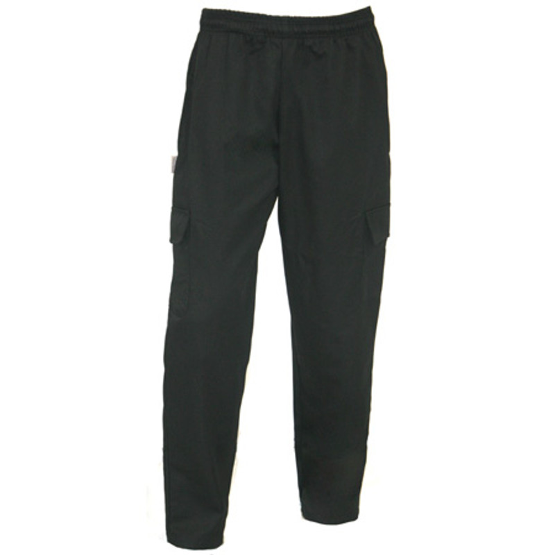 Cargo Chef Pants in 100% Egyptian Cotton