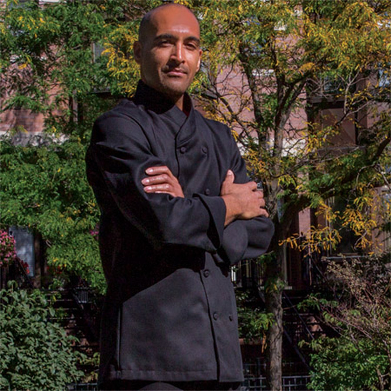 Imperial Chef Coat in 100% Cotton Twill