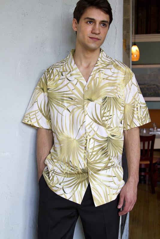Camp Shirt Hawaiian Shirt