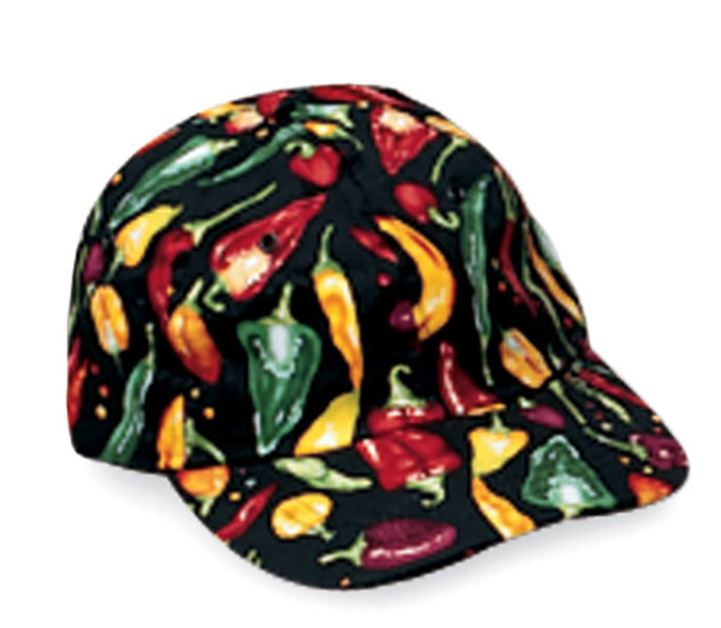 Premium Baseball Cap in Black Peco Peppers - limited edition
