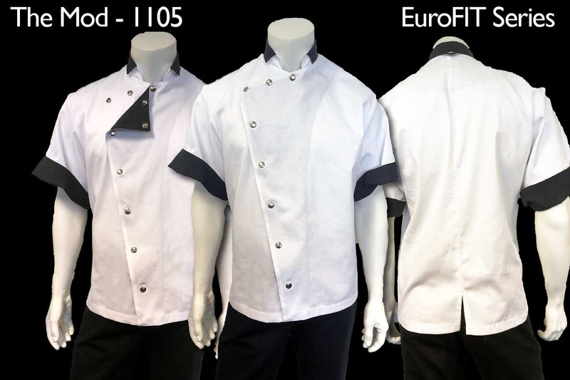 The Mod Chef Coat