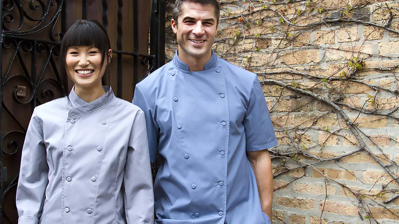 Custom Chef Coats in Every Color
