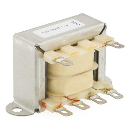 CSLP-24-600: Single 24V Primary, 12.0VA, Series 10VCT @ 1.2A, Parallel 5V @ 2.4A