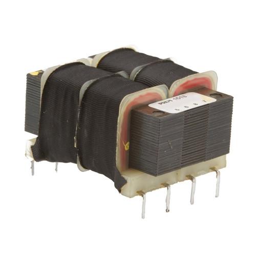 SLP-24-161: Dual 24V Primaries, 9.0VA, Series 30VCT @ 300mA, Parallel 15V @ 600mA