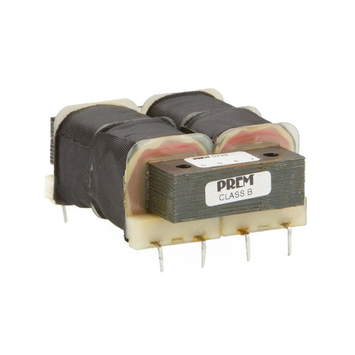 SLP-24-303: Dual 24V Primaries, 12.0VA, Series 20VCT @ 600mA, Parallel 10V @ 1.2A