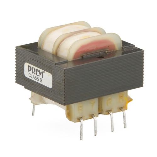 SLP-24-501: Single 24V Primary, 6.0VA, Series 12.6VCT @ 500mA, Parallel 6.3V @ 1.0A