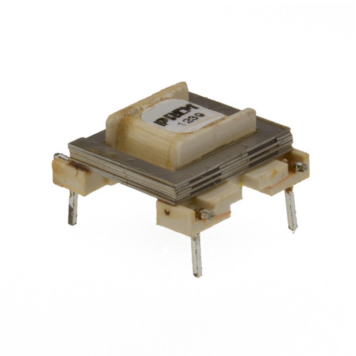 SPT-010-UL: 600Ω:600Ω Impedance, 1:1.0428 Turns Ratio Coupling Transformer