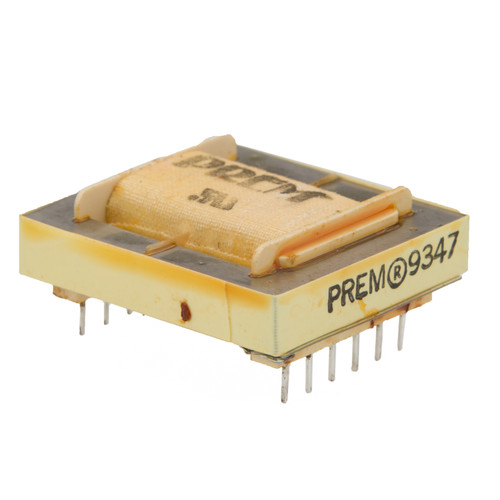 SPT-187-UL: 1:1.08 Turns Ratio, 2200VDC Dielectric Strength, Shielded, Coupling Transformer