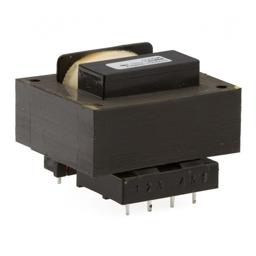 SPW-3633: Dual 115/230V Primary, 35.0VA, Series 20VCT @ 1.75A, Parallel 10V @ 3.5A