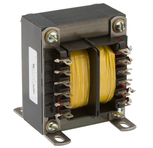 SPWC-1703: Dual 115/230V Primary, 130.0VA, Series 20VCT @ 6.5A, Parallel 10V @ 13.0A