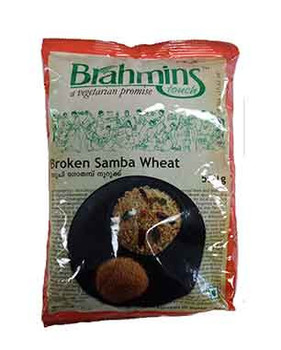 Brahmins Broken Samba Wheat-500gm