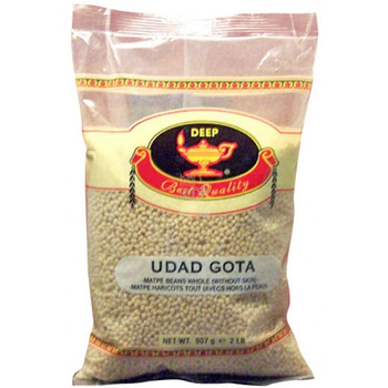 Deep Urad Gota (w/o Skin) - 2 Lbs
