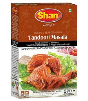 Shan Tandoori Masala - 50 gms