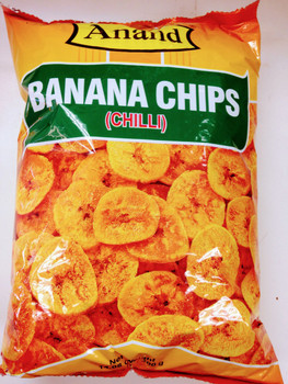 Anand Banana Chilli Chips -400g
