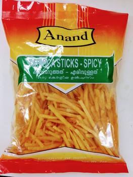Anand Tapioca Sticks -Spicy-200g