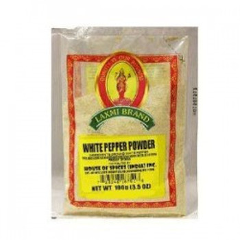 LAXMI -  WHITE PEP. PWD. 20-100 GM
