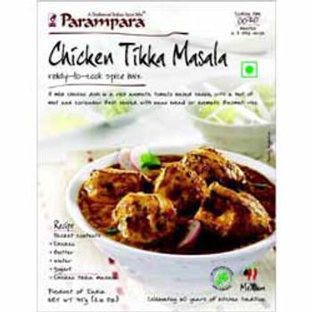 Parampara--chicken tikka masala
