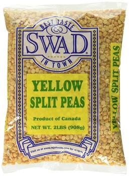 Swad Yellow Split Peas 4lbs