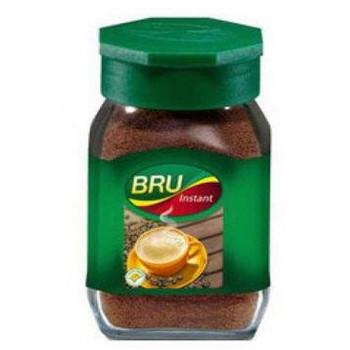 BRU INSTANT COFFEE-100GM