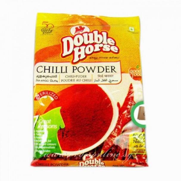 Double Horse Chilli Powder - 500 gms