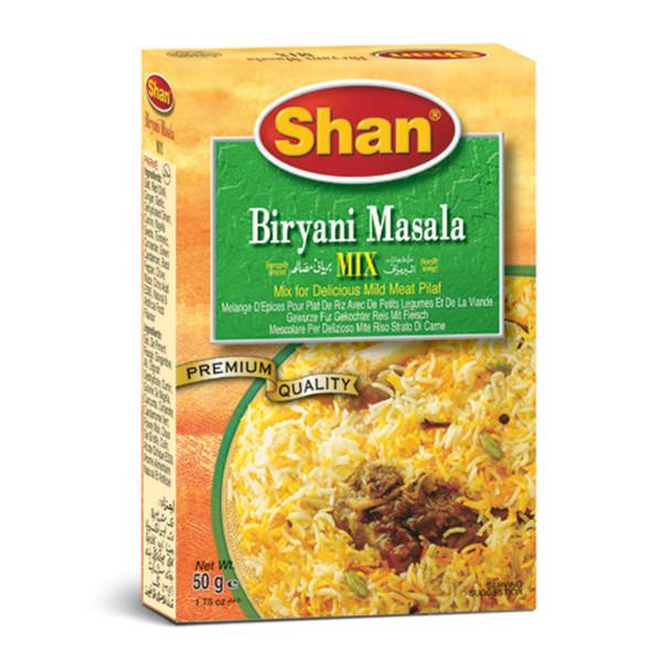 Shan Biryani Masala - 50 gms