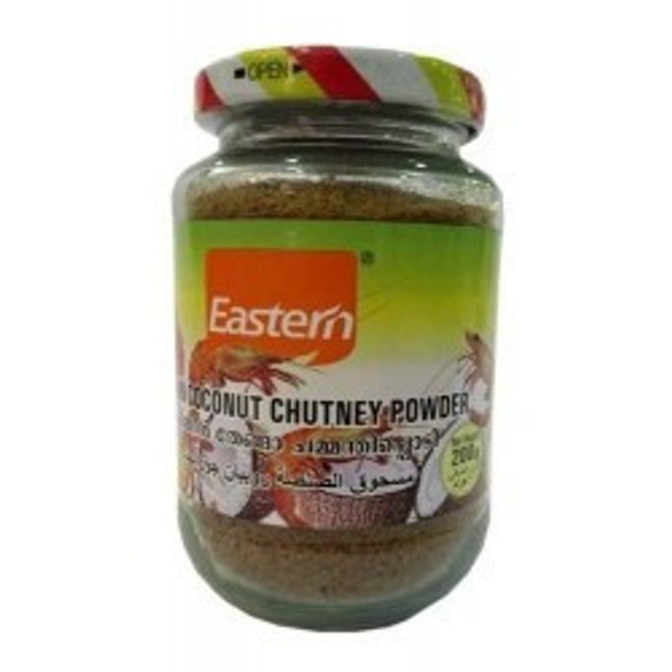 EASTERN COCONUT CHUTNEY 200GMS