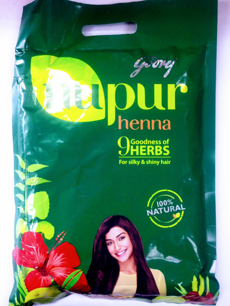 Goodrej Nupur Henna Mehndi - 1LB