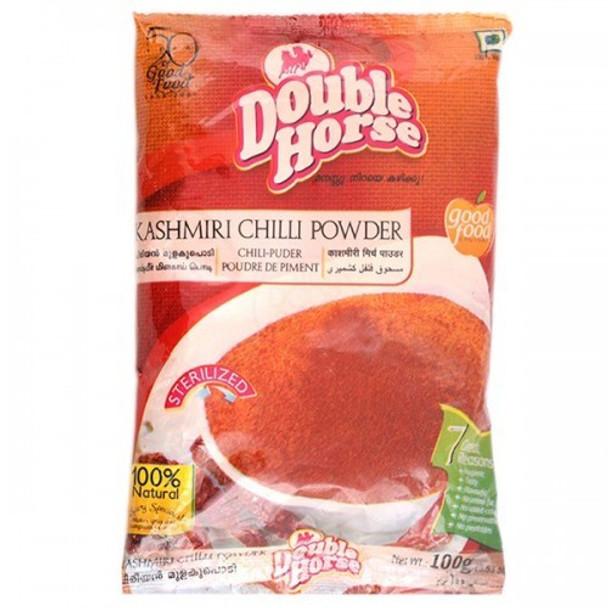 Double Horse - kashmiri Chilli Powder - 500 gms