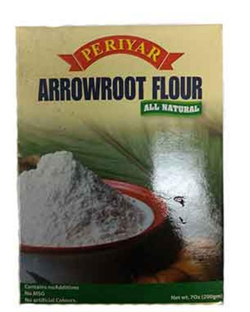 Periyar Arrowroot Flour - 200 gms