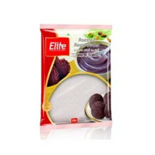 ELITE ROASTED RAGI FLOUR 1KG