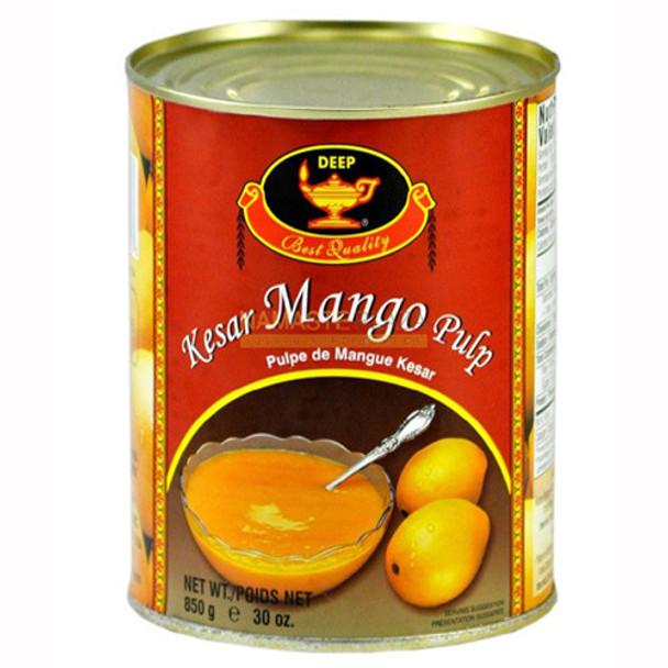 Deep Kesar Mango Pulp  850 GM