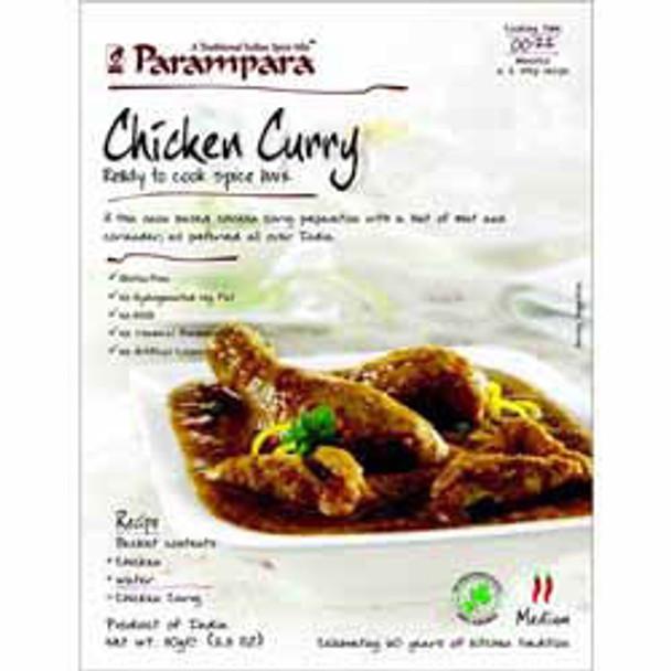 Parampara--chicken curry