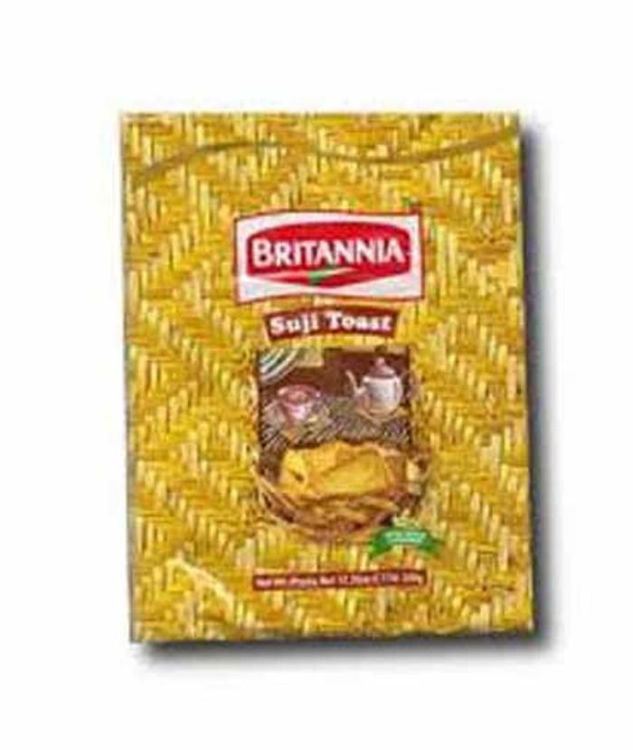 Brit. Suji Toast 350 gms