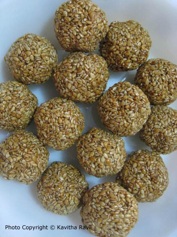 Vembanadu Sesame Balls