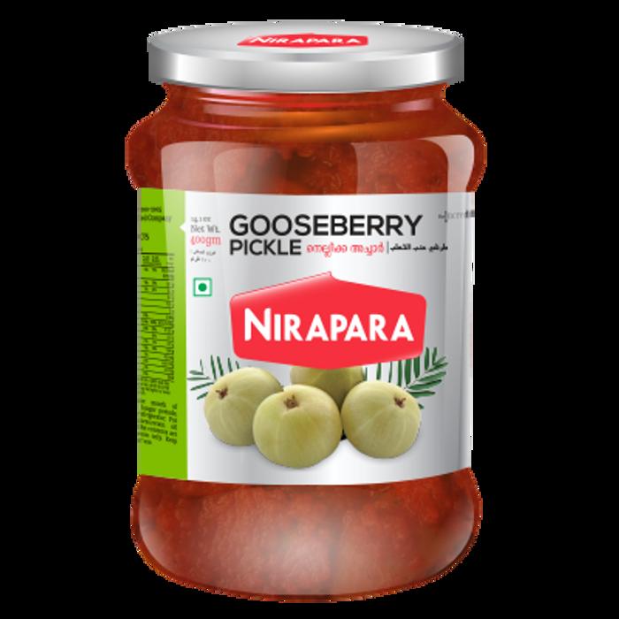 Nirapara Gooseberry Pickle