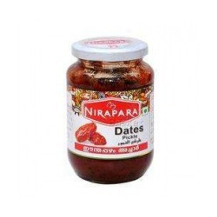 NIRAPARA DATES PICKLE-400GM