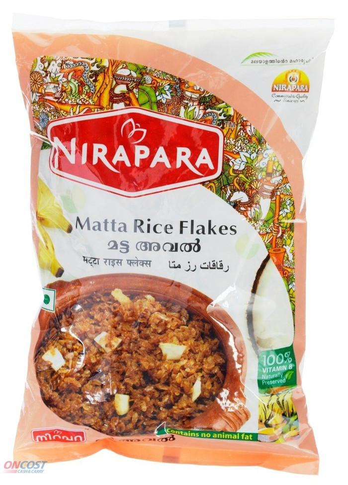 Nirapara Matta Rice Flakes