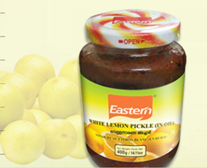 Eastern Lemon Pickle