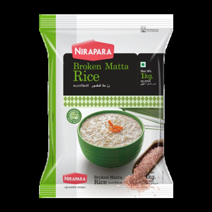 Nirapara Broken Matta Rice - 1 KG