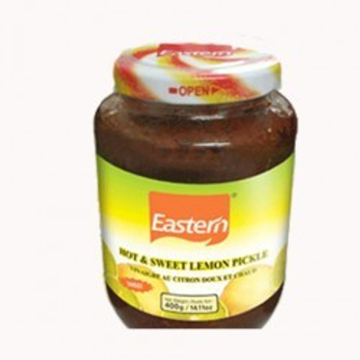 EASTERN HOT AND SWEET LIME PICKLE 400GMS